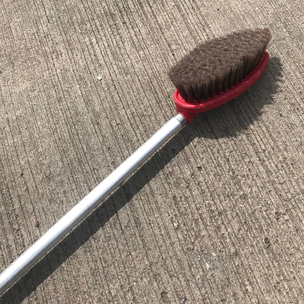 "72"" Extension Handle with Brush for Vehicle Cleaning"