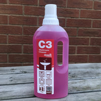 C3 Washroom Cleaner 1ltr - DOSEIT