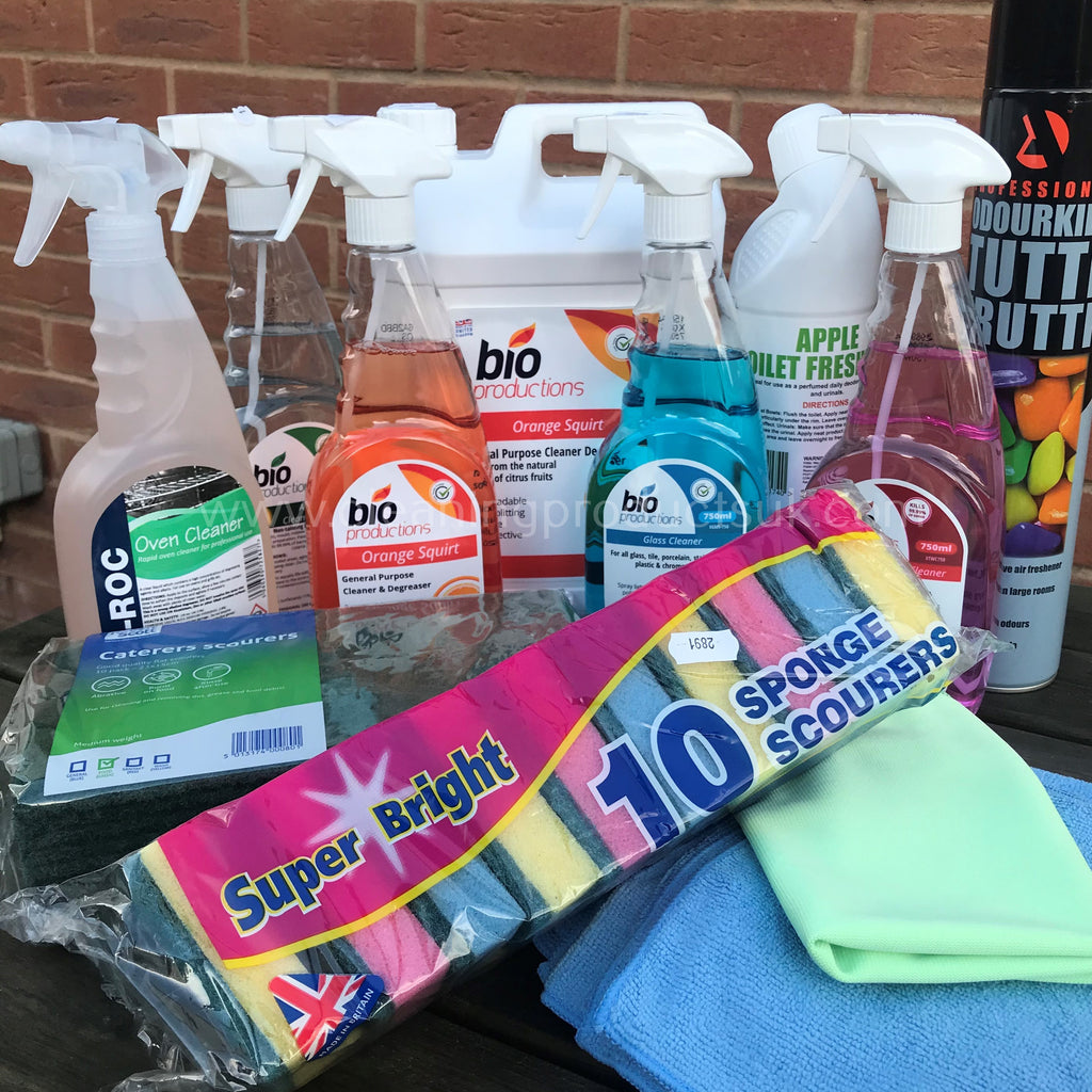 End Of Tenancy Cleaning Pack