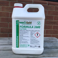 Formula 2000 Car Polish 5ltr
