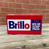 Brillo Steel Wool Soap Pads Pack 10