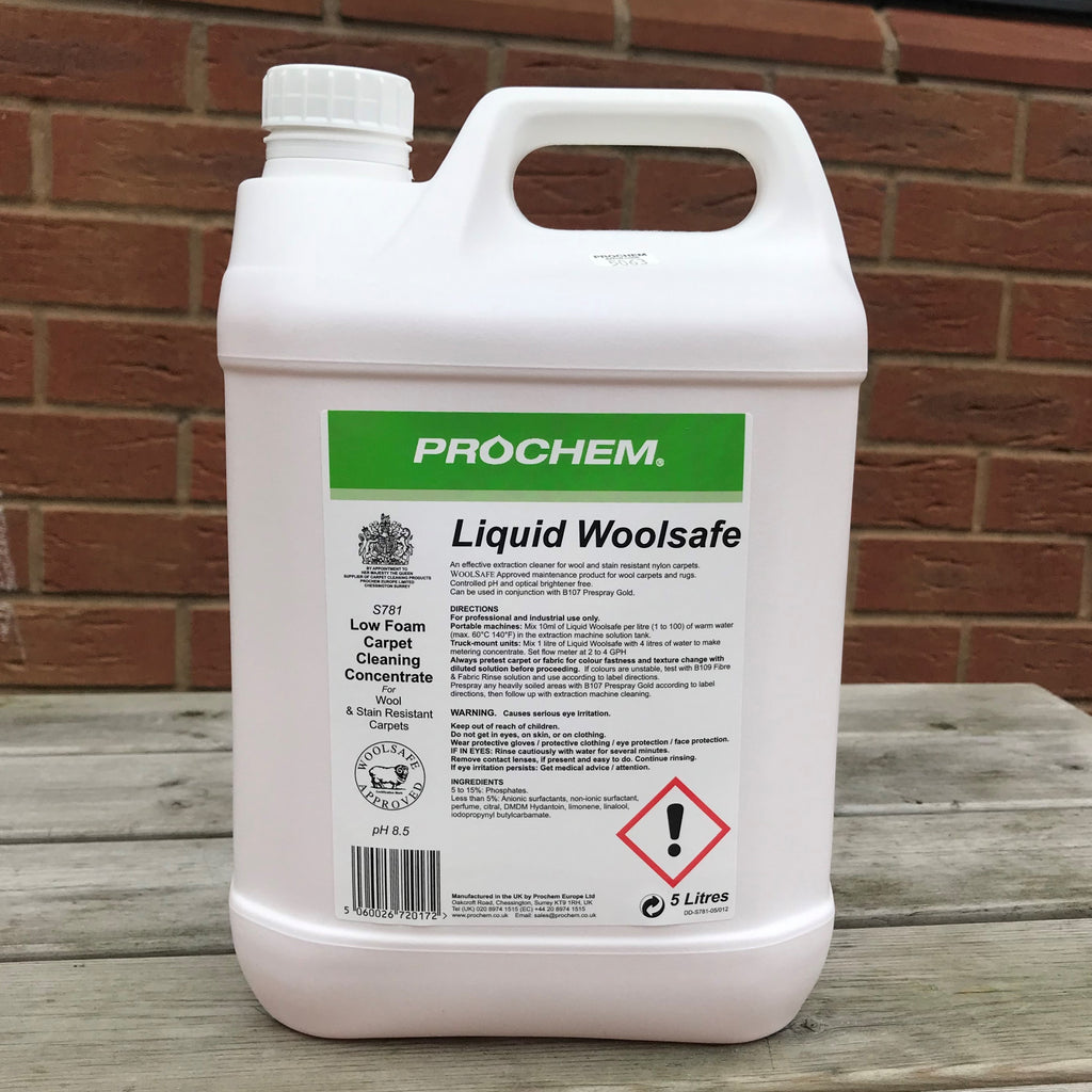 Liquid woolsafe 5ltr