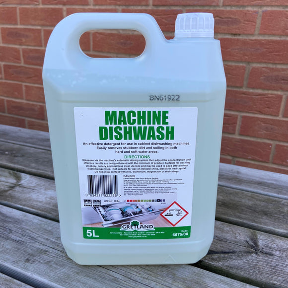 Machine Dishwash 5ltr