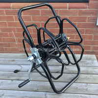 Metal Wheeled Hose Reel - assembled-Cleaning Products UK-Cleaning Products UK