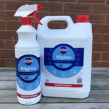 5ltr Nilglass Glass Cleaner Nilco