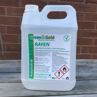 Raven Renovation for Plastic, Vinyl and Rubber 5ltr