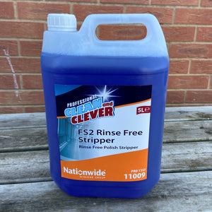 Rinse Free Floor Stripper 5ltr