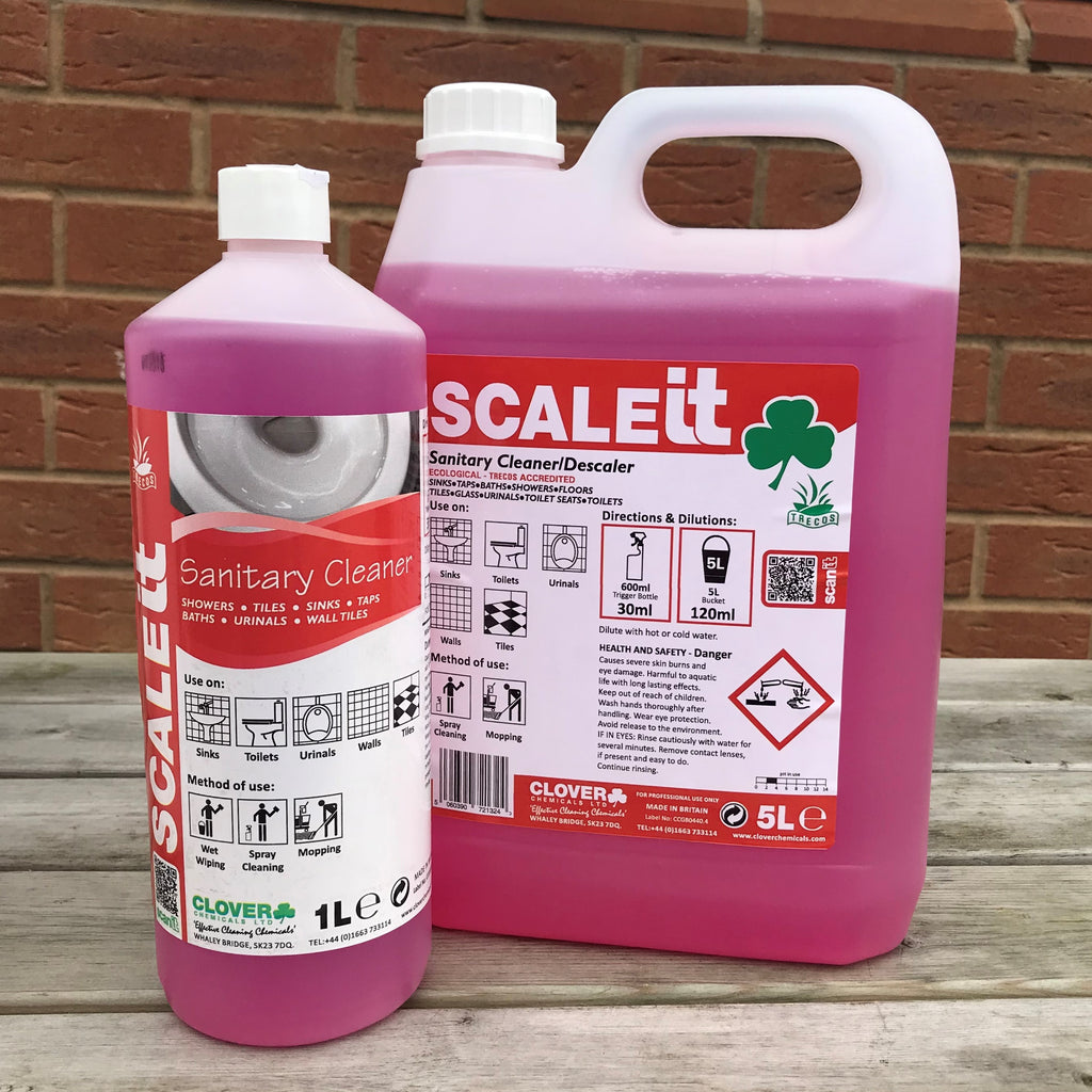 Sanitary Cleaner & Degreaser 5ltr