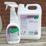 Swift Clean & Shine Furniture Polish 5ltr