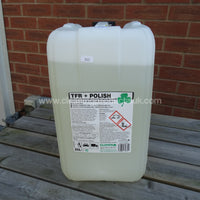 TFR + POLISH Traffic Film Remover with Polish 20ltr-Clover-Cleaning Products UK