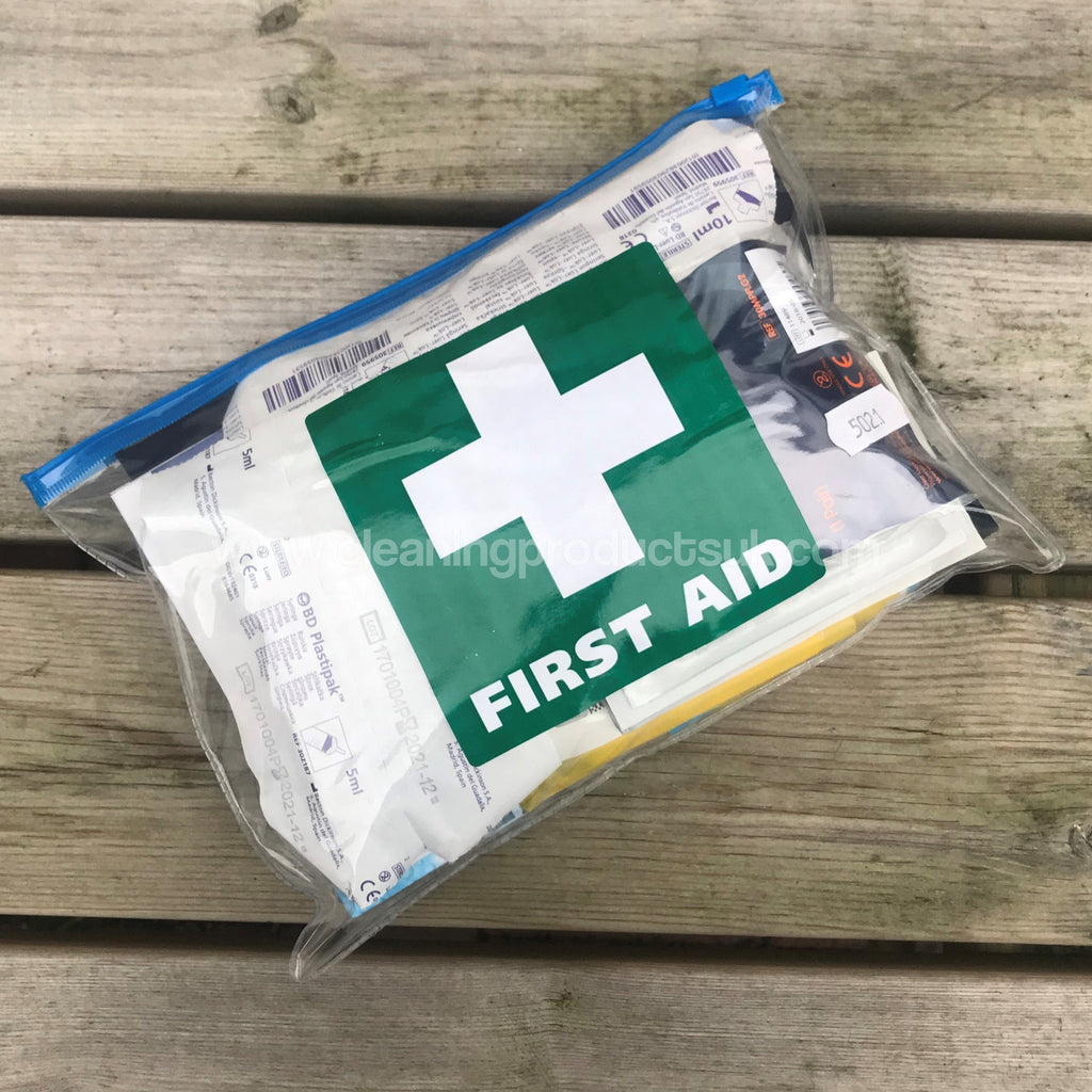 Travellers Emergency Medical Kit-CPUK-Cleaning Products UK