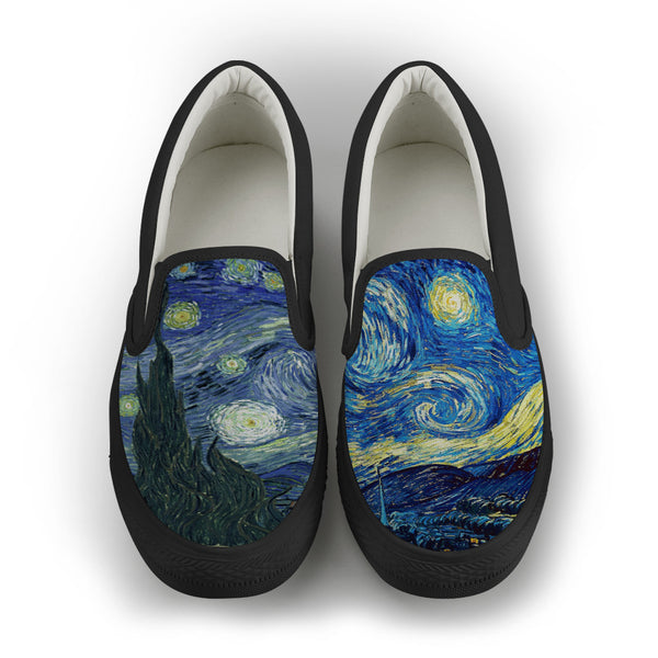 Slip on canvas shoe-Women