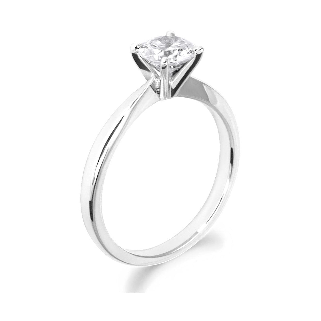 rings solitire solitaire simulated products ring classic diamond