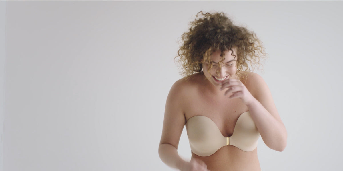Forget Everything You Know About Bras.