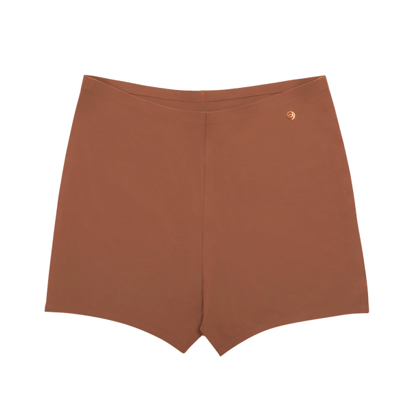 All Color: Clay | nude brown boyshorts underwear