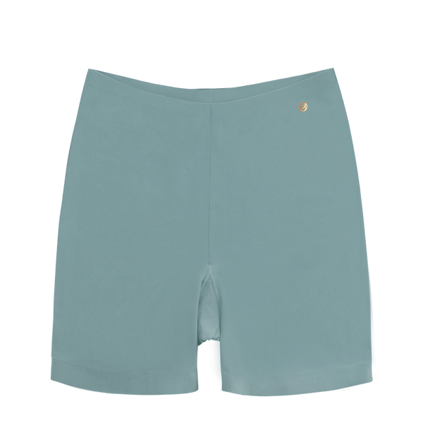 All Color: Celestine | blue seamless boyshorts underwear