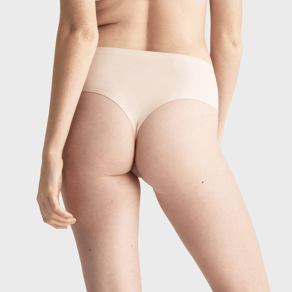All Color: Shell | light nude tone seamless underwear