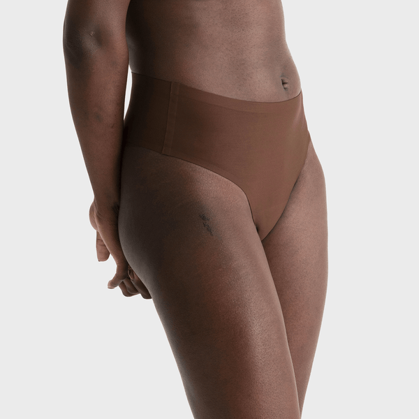 All Color: Umber | medium nude tone seamless underwear
