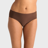 All Color: Umber | nude brown hipster underwear