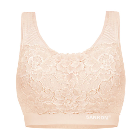 Classic with Lace  | Light Pink