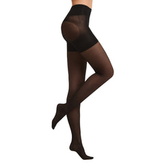 Tights with Shaper |  Black