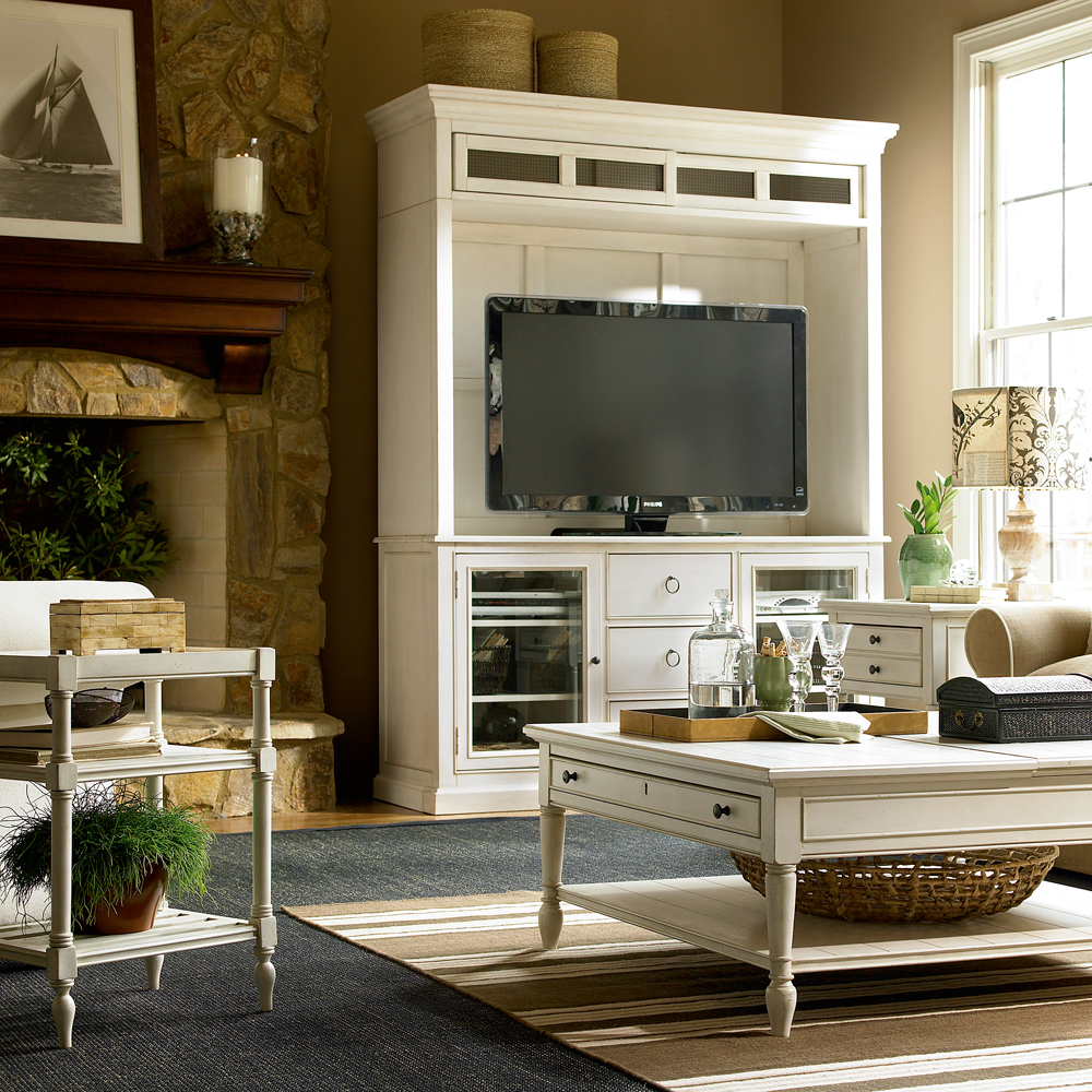 Summer Hill Home Entertainment Wall System - Chapin Furniture