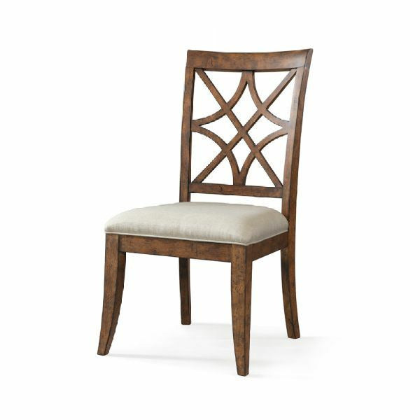 Trisha Yearwood Home Nashville Side Chair- Coffee - Chapin Furniture