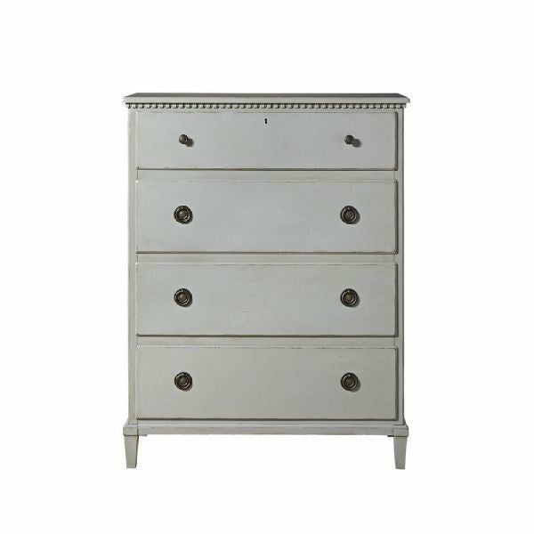 Sojourn Drawer Chest- Grey Lake - Chapin Furniture
