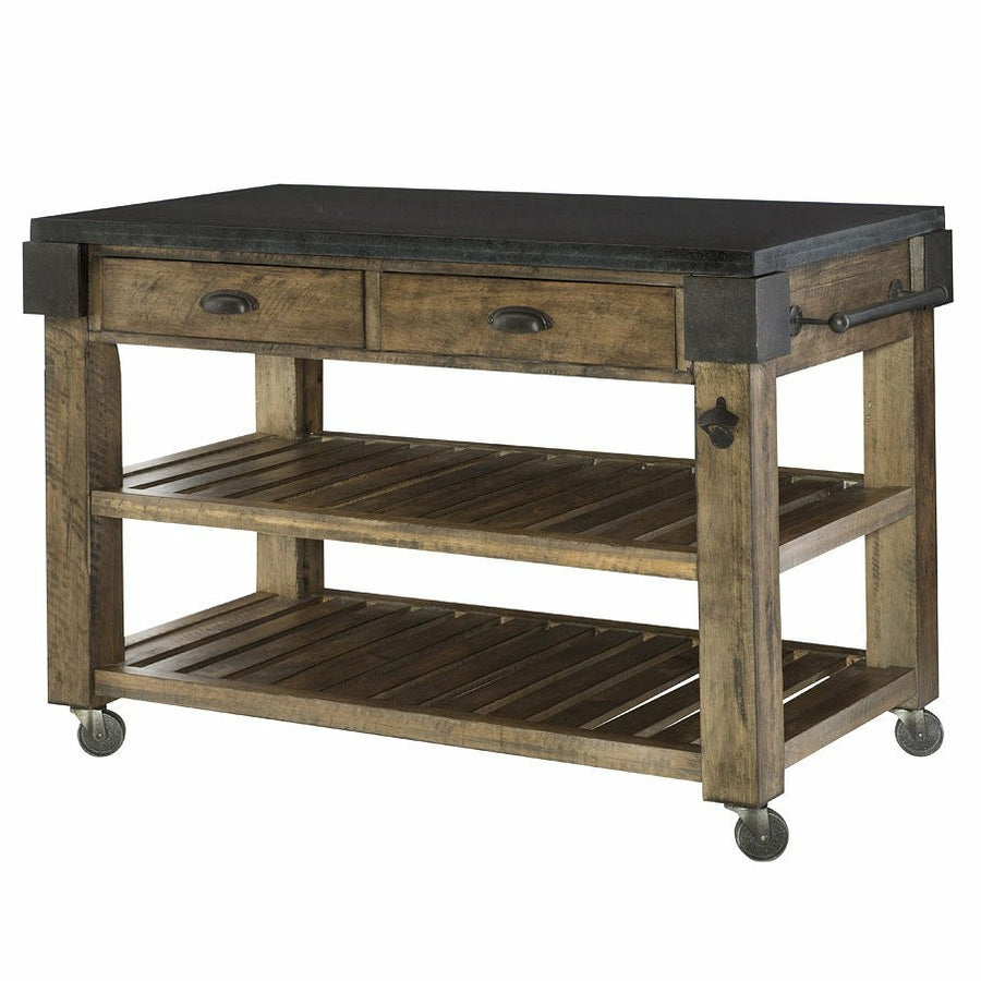 Hidden Treasures Kitchen Island - Chapin Furniture