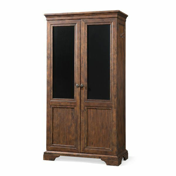 Trisha Yearwood Home Walk Away Joe Storage Cabinet- Coffee