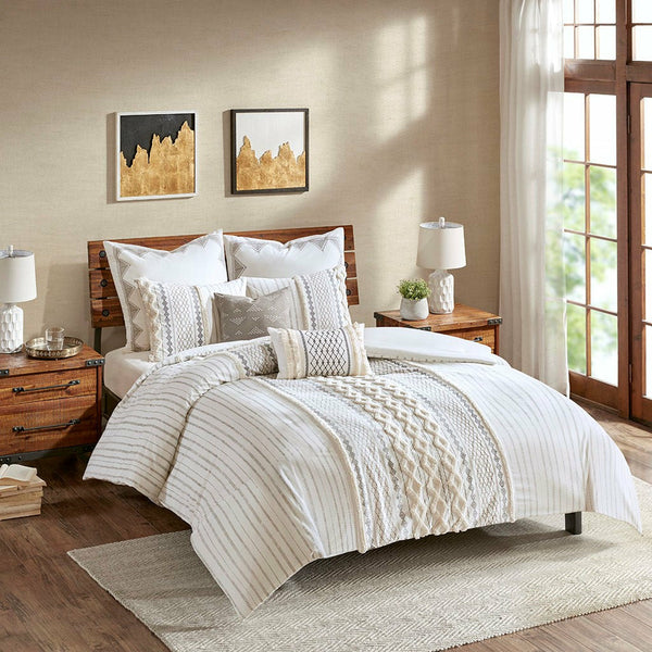 Imani Cotton Comforter Mini Set - Chapin Furniture