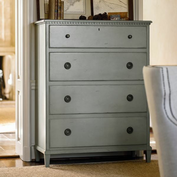 Sojourn Drawer Chest- Grey Lake