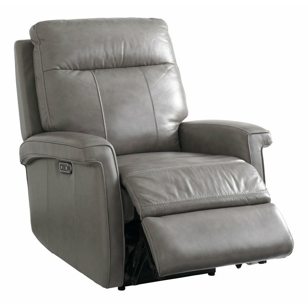 Bassett Club Level Matthews Power Glider Recliner - Multiple Colors - Chapin Furniture