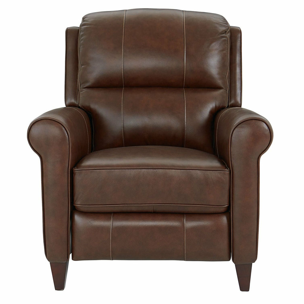 Bassett Club Level Elliot Power Recliner With Power Headrest- Multiple Colors - Chapin Furniture