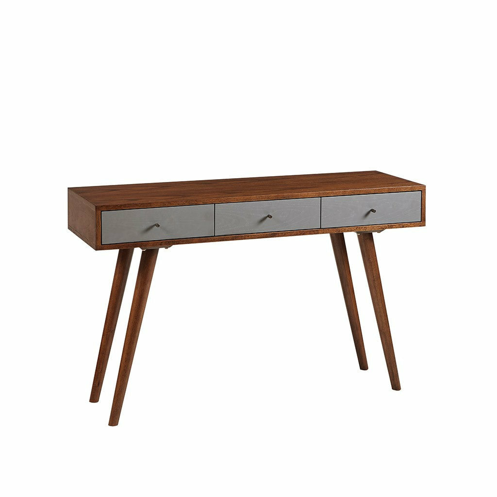 Rigby 3 Drawer Writing Desk- multiple color options - Chapin Furniture