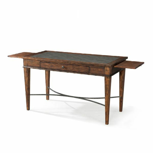 Trisha Yearwood Home XXXs and OOOx Desk- Coffee