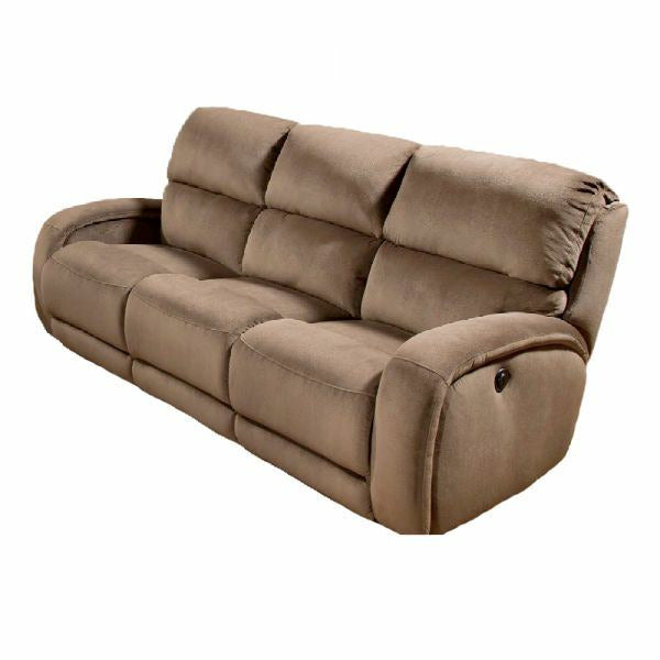 Fandango Double Reclining Sofa with Power