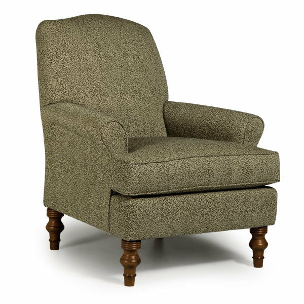 Tyne Accent Chair-Customizable - Chapin Furniture
