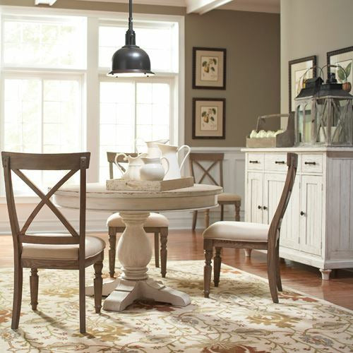 Aberdeen Round Dining Table - Chapin Furniture