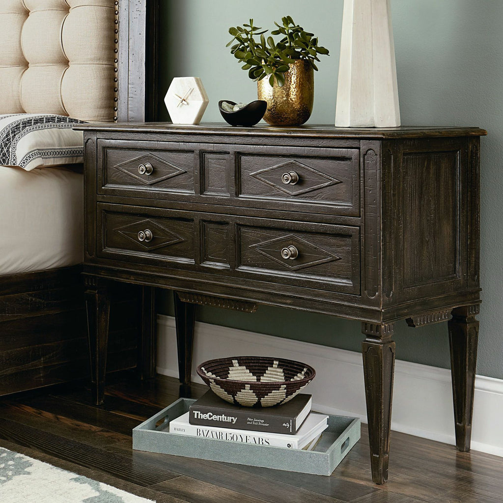 Woodridge 2 Drawer Chest- Multiple Finish Options - Chapin Furniture