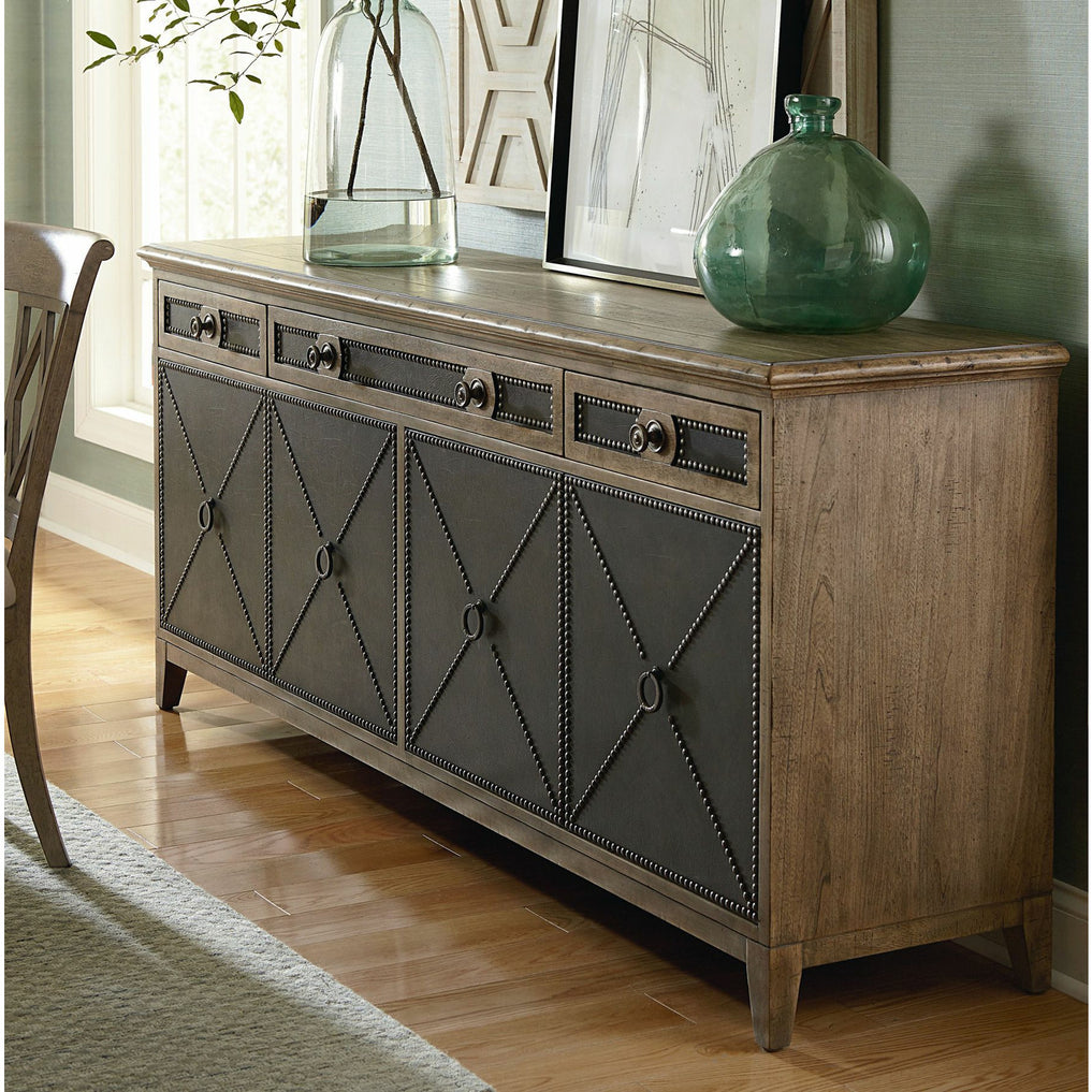 Woodridge 4 Door Credenza - Chapin Furniture