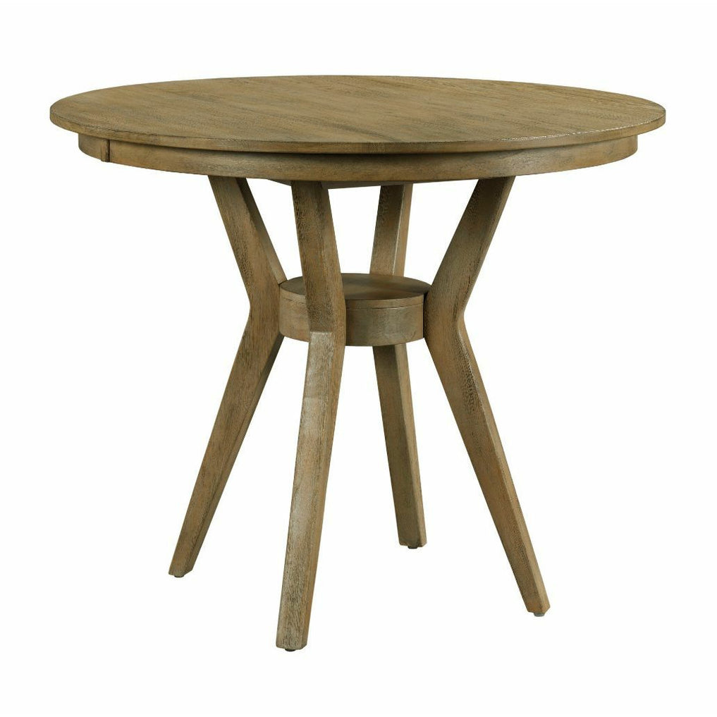 Nook Round Counter Height Table- Multiple Finishes, Multiple Sizes - Chapin Furniture