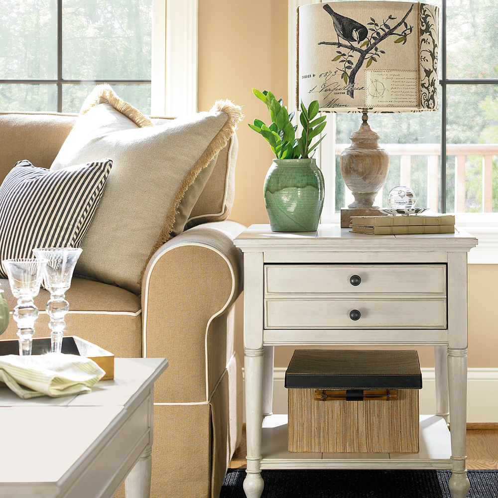 Summer Hill End Table - Chapin Furniture