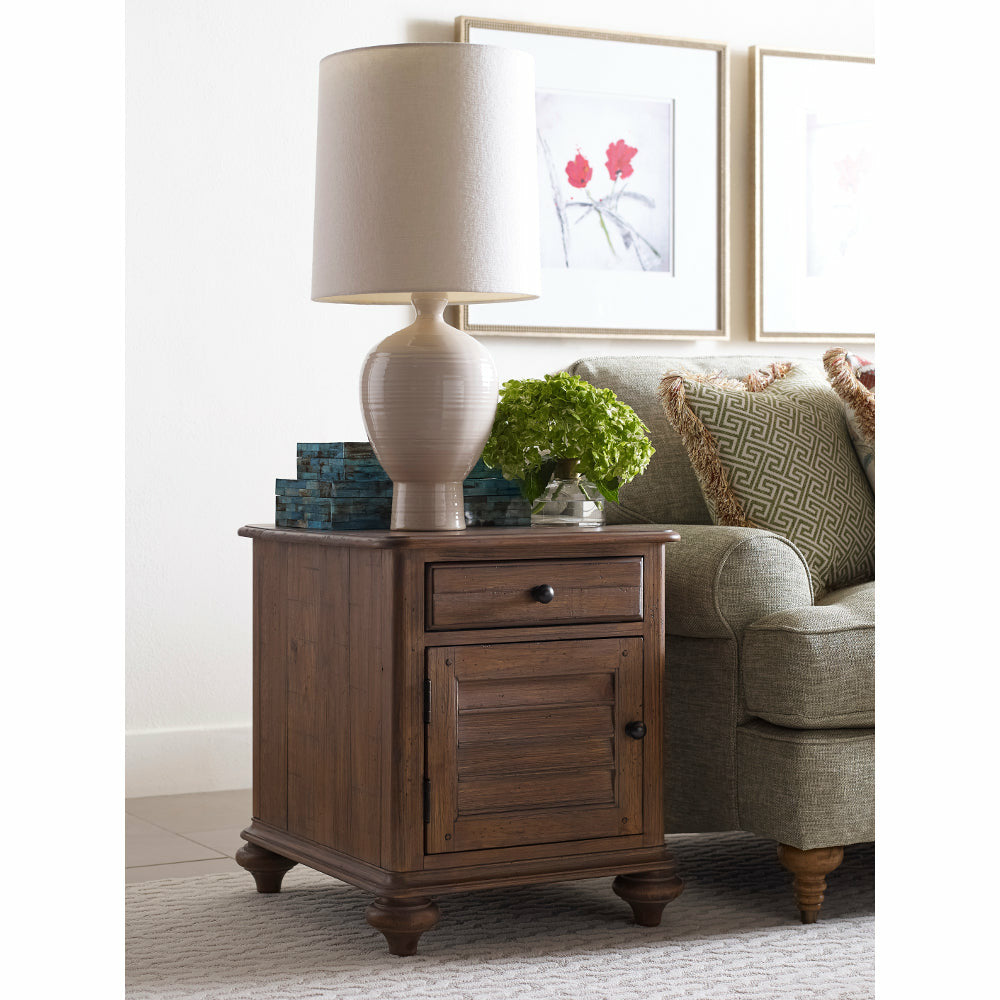 Weatherford Chairside Table - Chapin Furniture