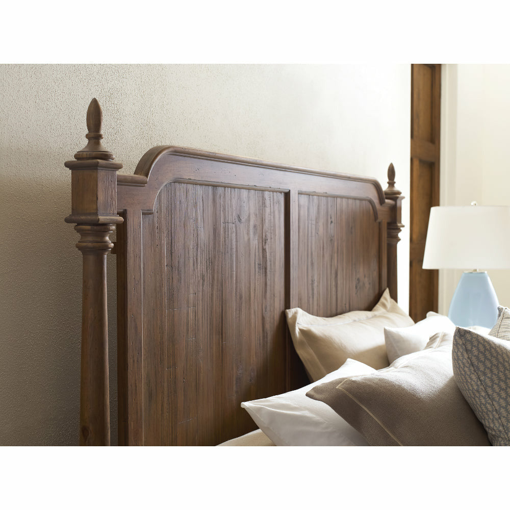 Weatherford Heather Westland Bed - Chapin Furniture