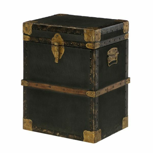 Hidden Treasures Trunk End Table - Chapin Furniture
