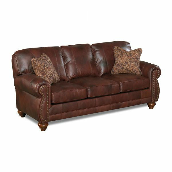 Noble Leather Sofa - Chapin Furniture