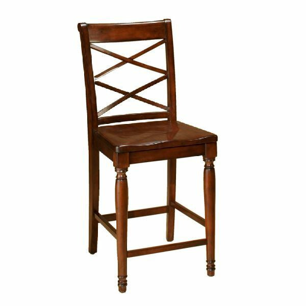 Cambridge Double X Counter Height Chair - Chapin Furniture