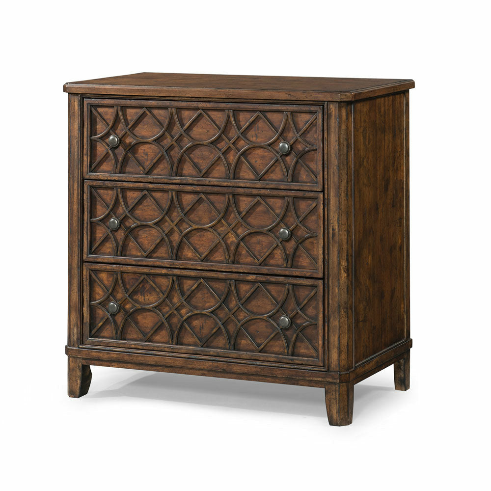 Trisha Yearwood Gwendolyn Night Stand - Chapin Furniture
