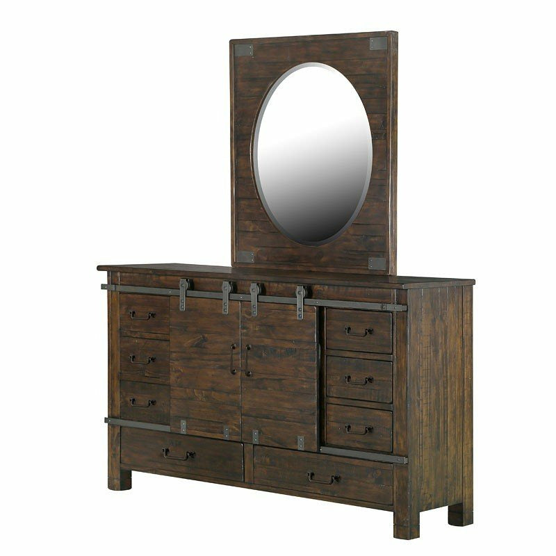 Pine Hill Sliding Door Dresser - Chapin Furniture